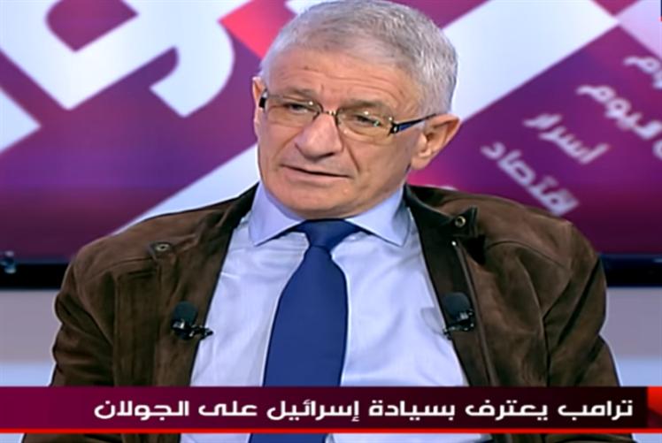 سام منسى: رسائل تطبيعية على القنوات اللبنانية!