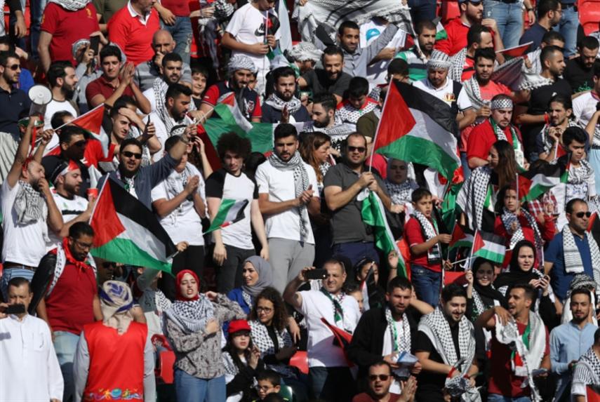 رسائل فلسطينية الى النجمة: شكراً لكم!