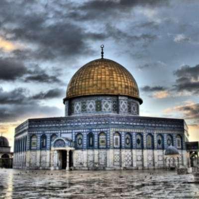 فلسطين والإسلام المبكر