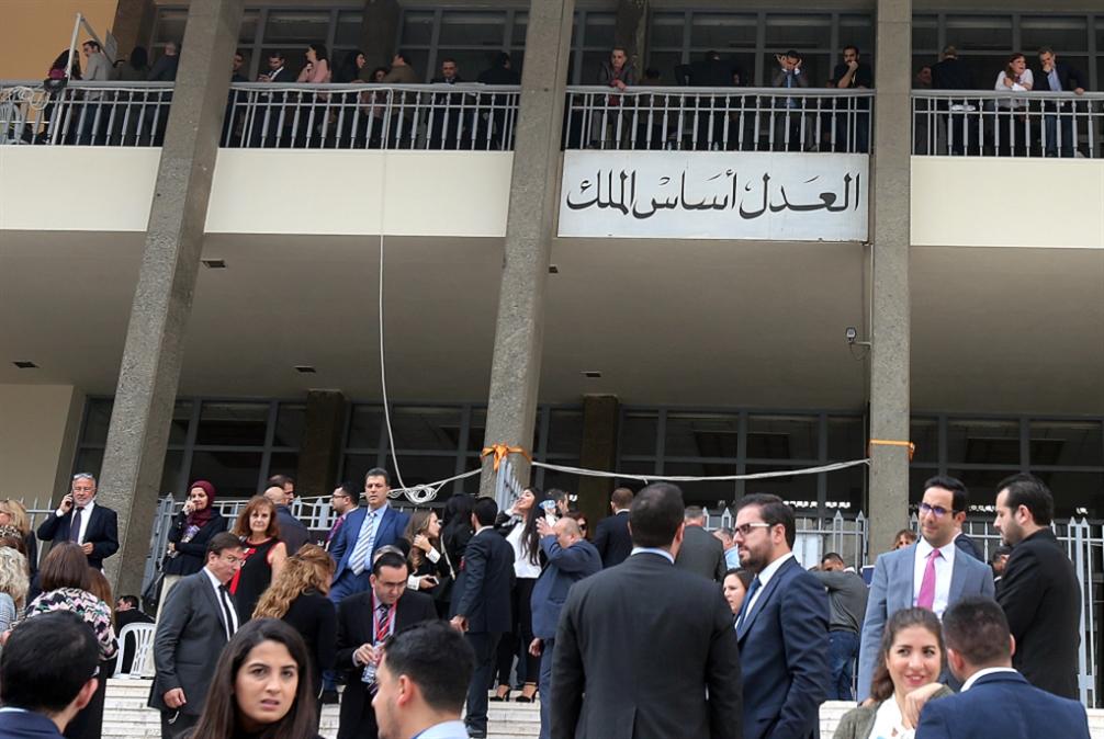 ترميم مبنيي قصر العدل ووزارة العدل: 7 سنوات... ولا تزال الأشغال مستمرة!