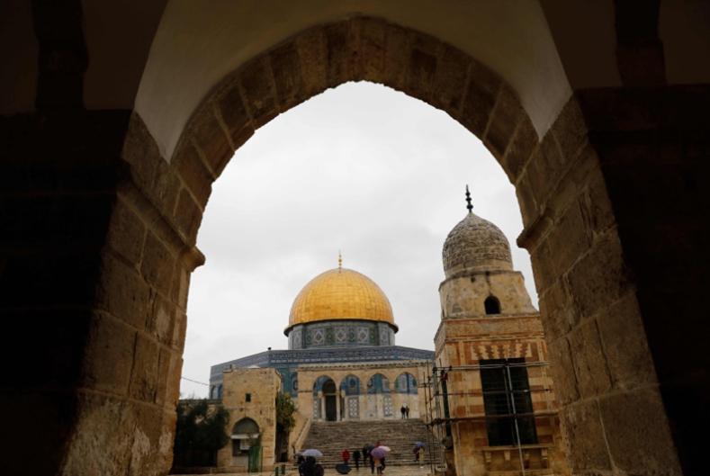 القدس هي أورشليم الكنعانية الفلسطينية