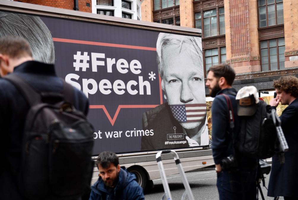 مواقف مندّدة بأسر مؤسس «ويكيليكس»: جوليان أسانج بين السيئ والأسوأ