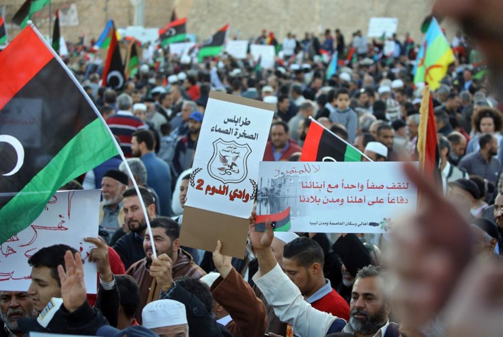 بشير الزواوي: الباحث المتخصّص في الشأن الليبي