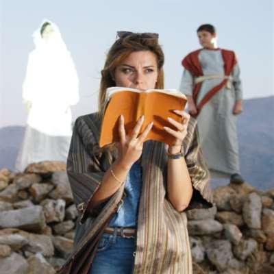 من قانا الى جبل حرمون: فيليب عرقتنجي «على خطى المسيح»