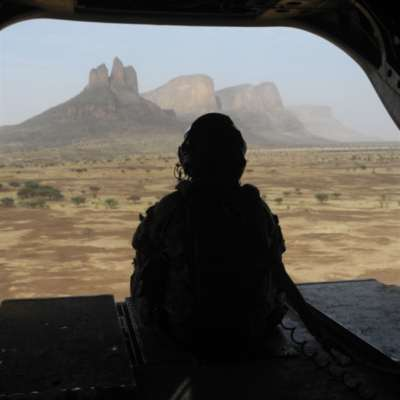 «ربيع إسرائيل في أفريقيا»: تدريبات لـ«حفظ السلام» في سوريا ولبنان