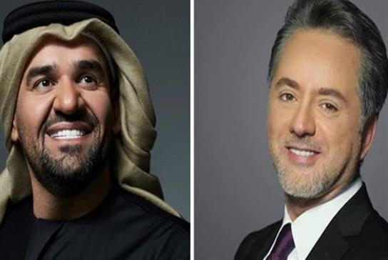 مروان والجسمي: غزل بالامارات ولبنان