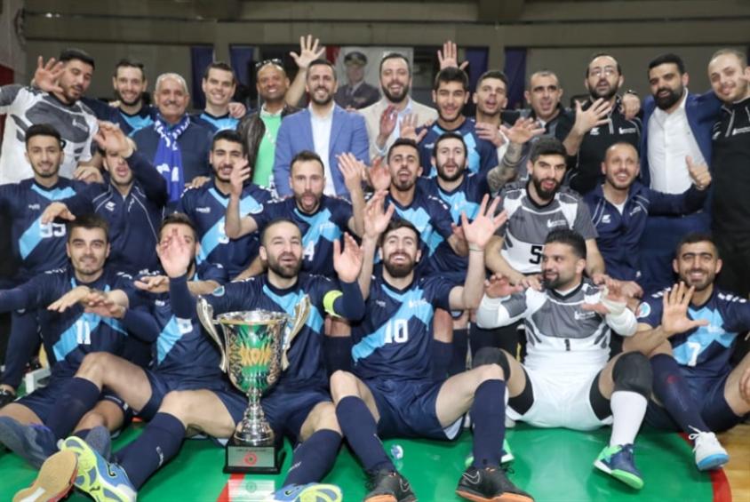 بنك بيروت بطلاً لدوري الفوتسال