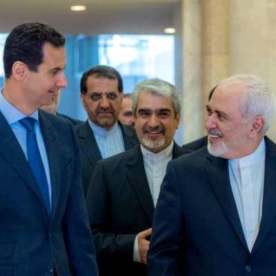 ظريف في دمشق بدعوة من الأسد