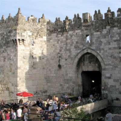 أحوال القدس   بالوقائع والأرقام