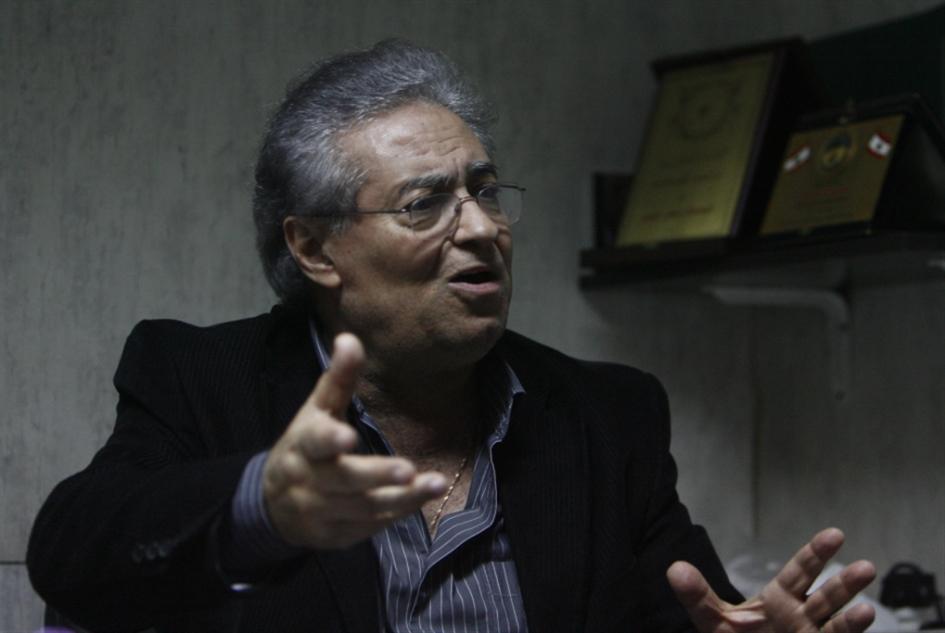 عن التطبيع و«صوت الشرق» وحقوق الفنان اللبناني:  إحسان المنذر... مقاوم حتى آخر نفس!