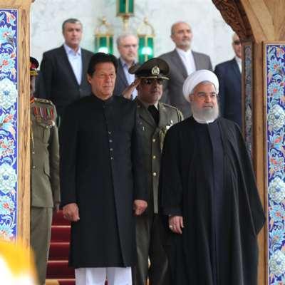 عمران خان في إيران: الأمن بوابة الاقتصاد