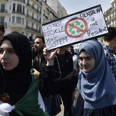 الجزائر | الجيش يحسم موقفه: لإجراء الانتخابات في موعدها