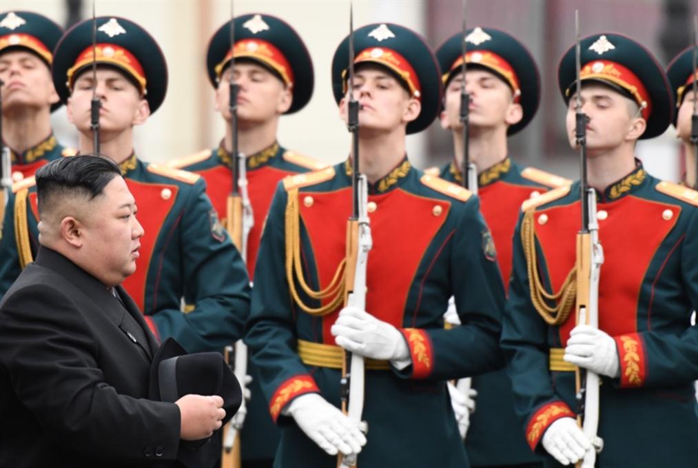 كيم في روسيا تحشيداً للدعم ضدّ الأميركيين: التعاون الاقتصادي في صلب المفاوضات