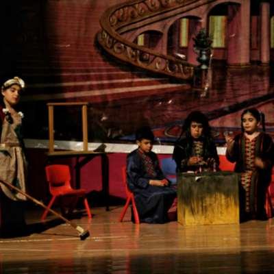 على خشبة المسرح: «وجهان» لأطفال التوحّد