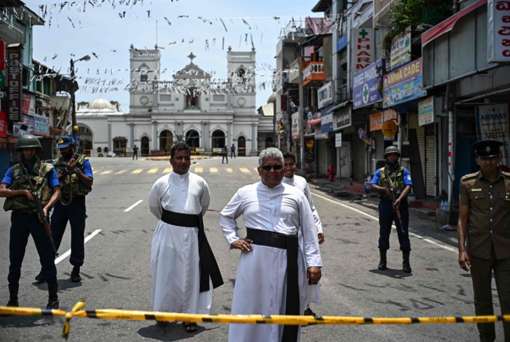 سريلانكا: «الغضب» يدفع وزير الدفاع إلى الاستقالة