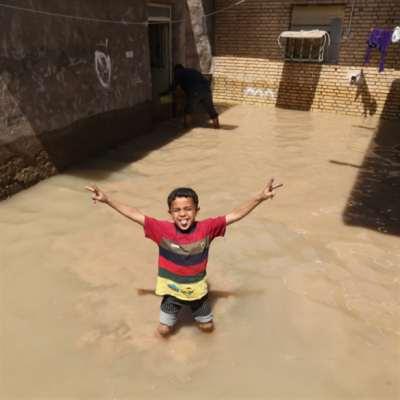 إيران | الفيضانات تصيب 10 ملايين إيراني: موجة ثالثة في الطريق!