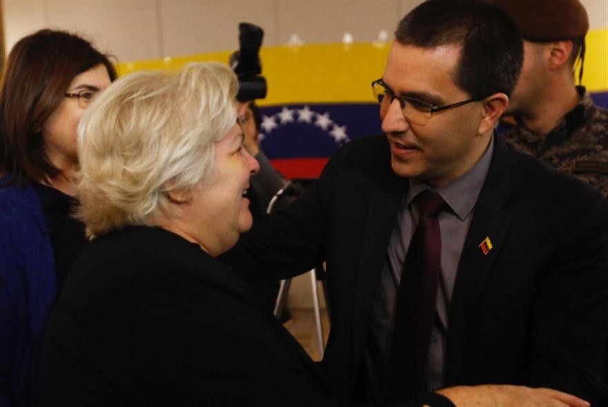 تهويل سعودي - أميركي على زيارة وزير الخارجية الفنزويلية