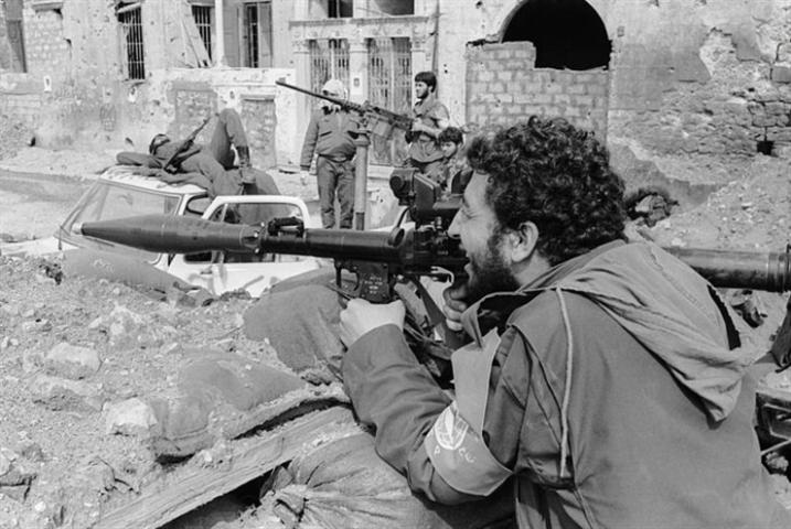 الحرب الأهلية اللبنانية أصوات من الماضي