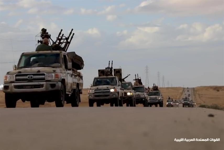 حفتر يتحرّك نحو طرابلس: نُذُر موجة ثالثة من الحرب