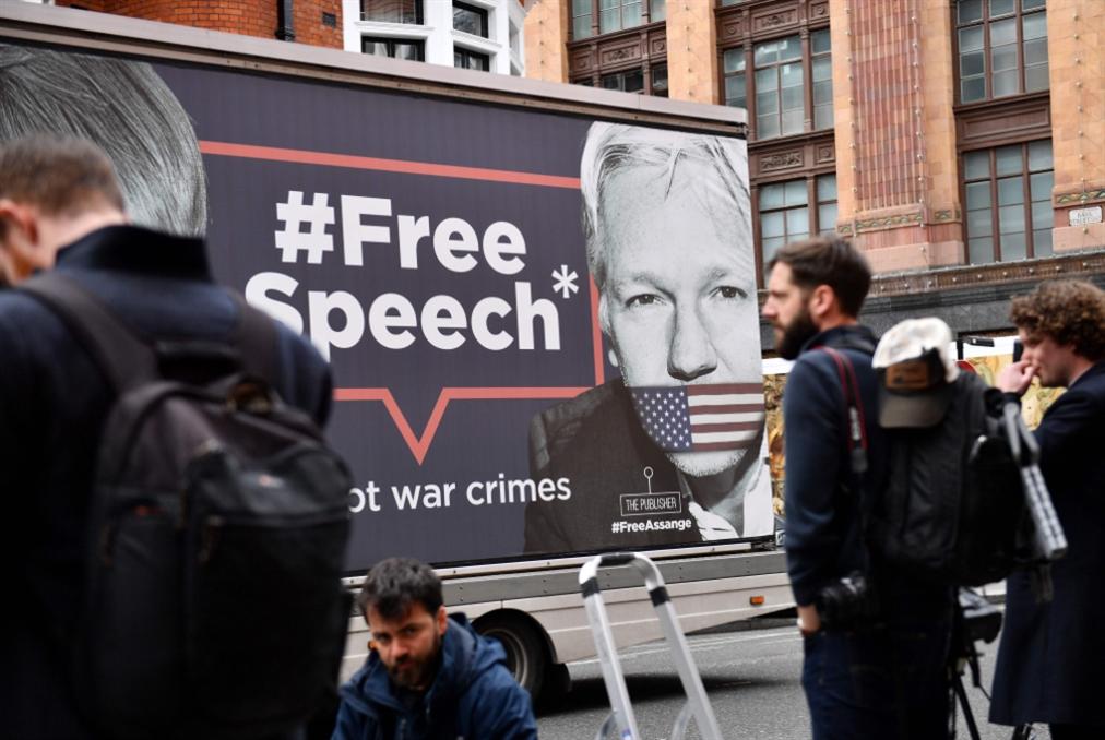 الإكوادور: مورينو الفاسد يتهم أسانج   بكشف عُريه!