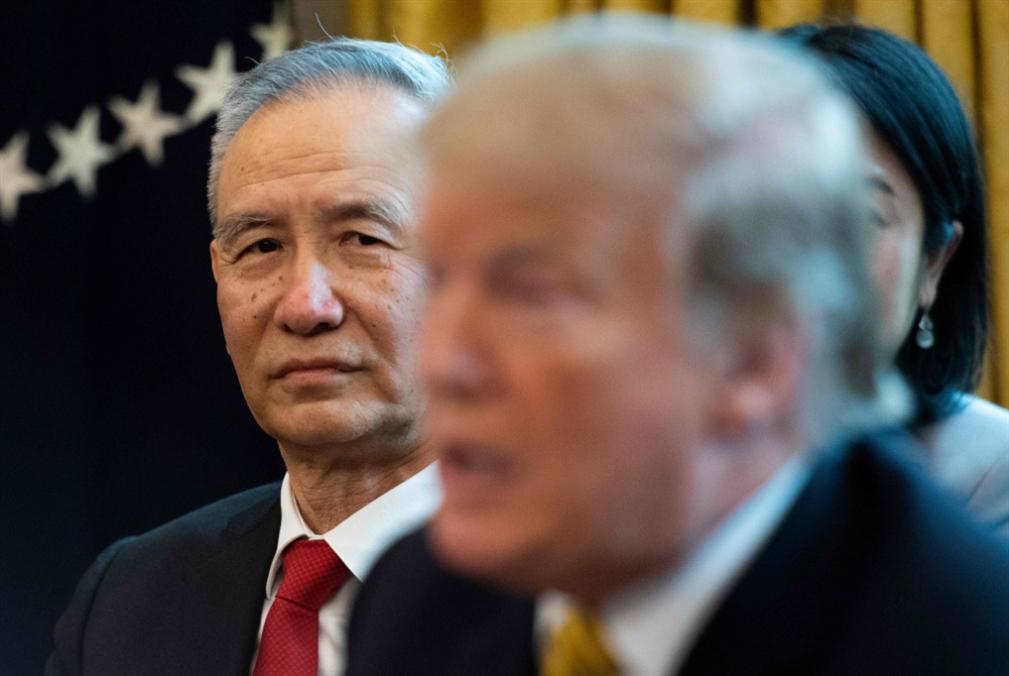 تفاؤل صيني ــــ أميركي: نهاية وشيكة لـ«الحرب التجارية»؟