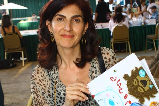فاطمة شرف الدين تروي قصّة «الروزانا»