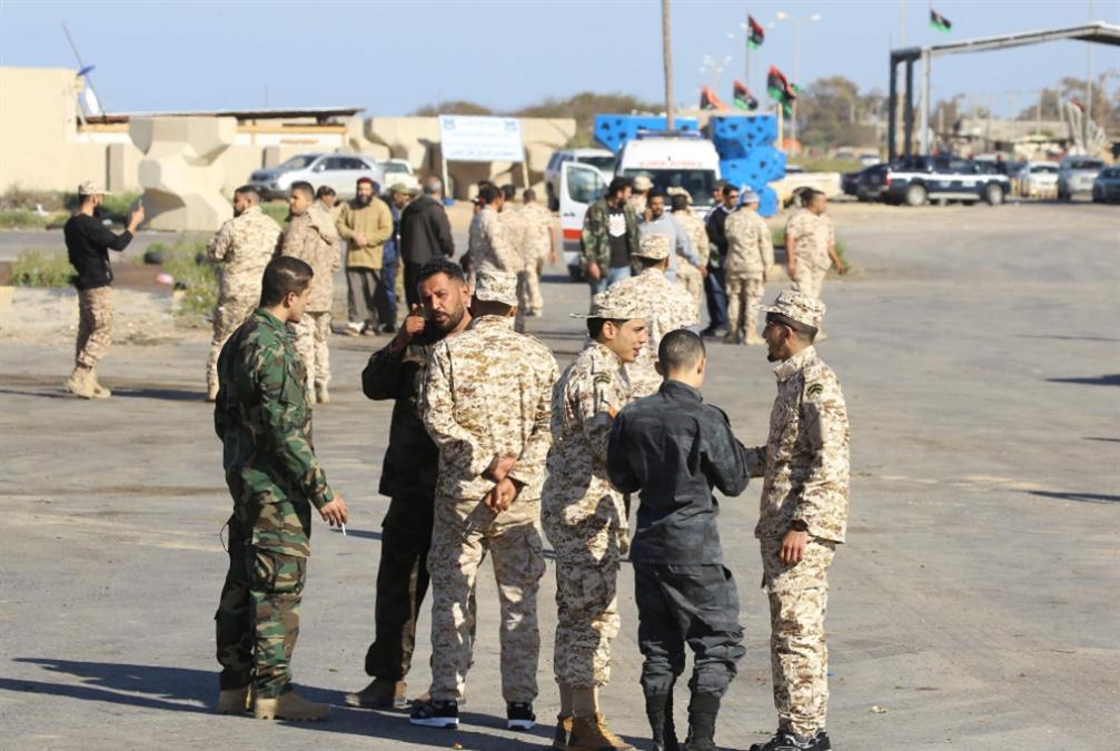 معركة طرابلس تتوسّع: دعم جوي لحفتر... من مصر!