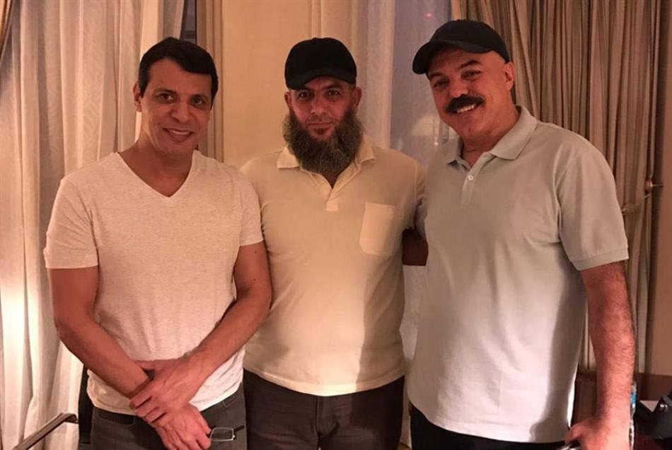 المخابرات المصرية تعتقل رجل دحلان السابق