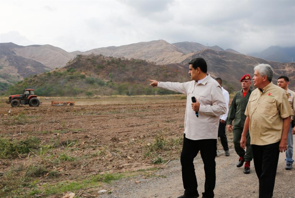 كاراكاس تبدأ بالمُحاسبة: اعتقال نائب خوان غوايدو