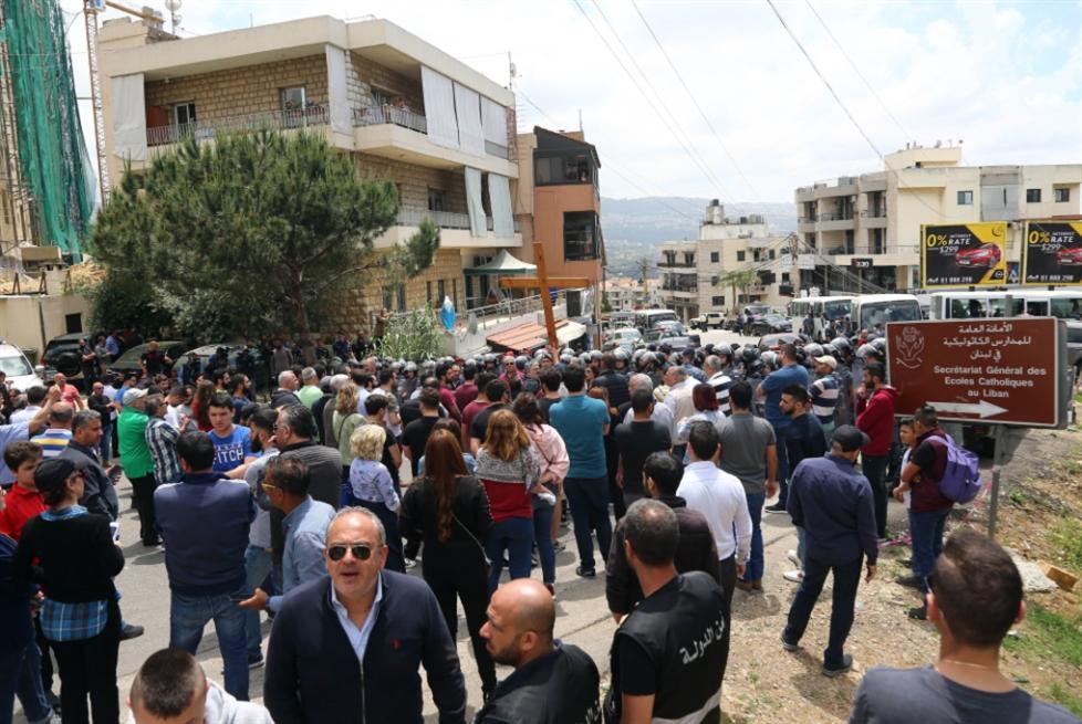 «الطاقة» لم تأخذ بالدراسات «المخالِفة»: «دفن» التوتر العالي    مطلوب في كل لبنان