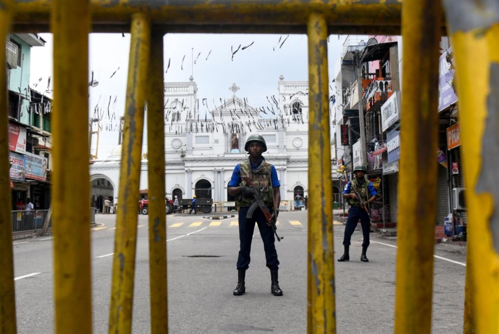 تقارير عن احتمال تفجيرات جديدة: كولومبو تعلن أقصى درجات التأهّب