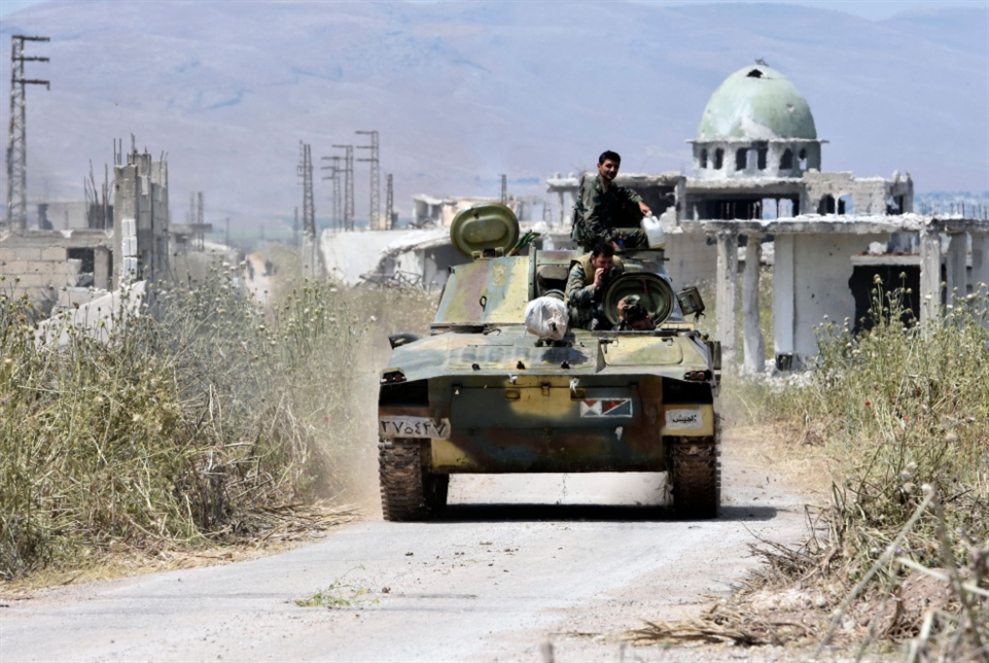 المعارك تتواصل في محيط إدلب: العين على سهل الغاب... وخان شيخون
