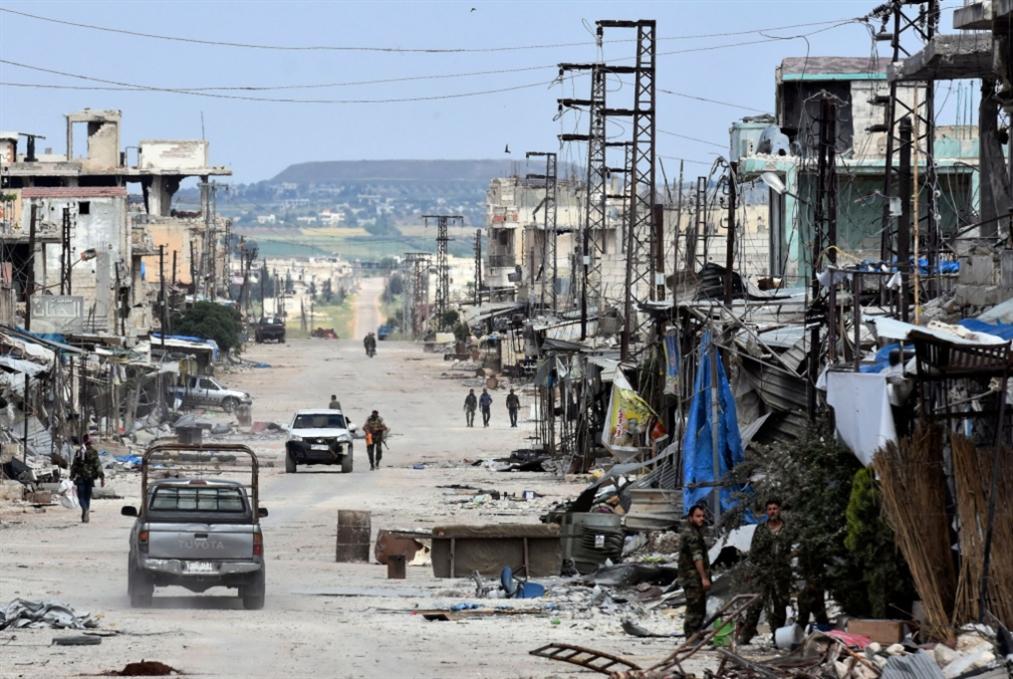 الجيش يحبط هجوماً مضاداً شرق كرناز