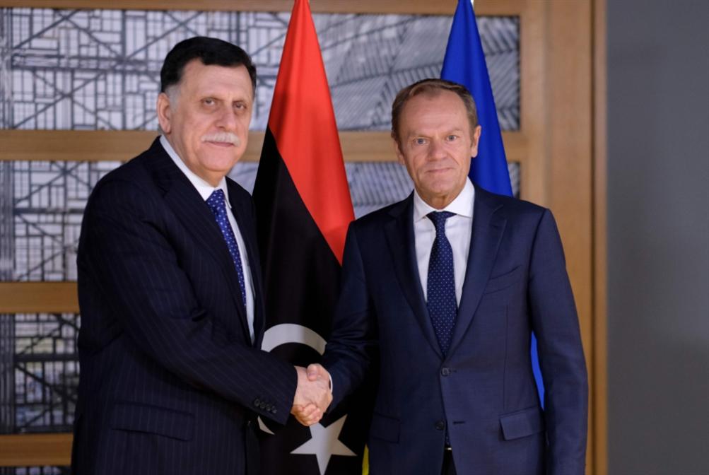 مساعٍ لفتح جبهة جديدة في سرت: السرّاج «يناكف» الأوروبيين