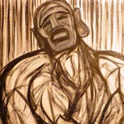جثة أو الرواقي الغاضب