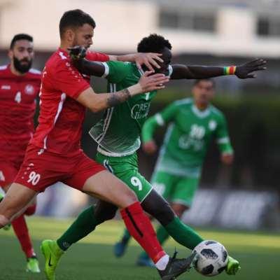 نصف نهائي كأس لبنان بظروف مختلفة!
