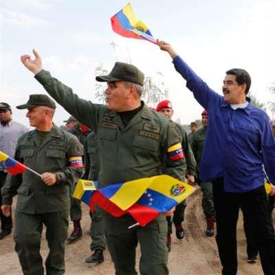 غوايدو يعترف بوجود محادثات مع حكومة مادورو