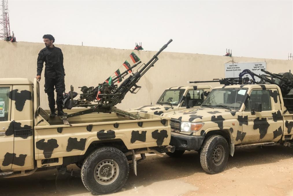 ليبيا | قوات حفتر تقطع المياه عن طرابلس