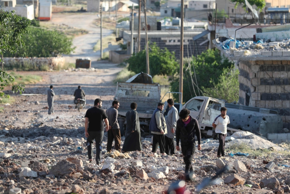 محيط إدلب نحو معارك أوسع؟