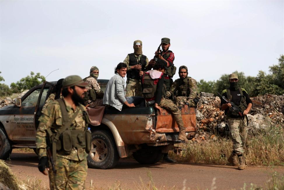 «تحرير الشام» ترمي بثقلها... مع «الجيش الوطني»