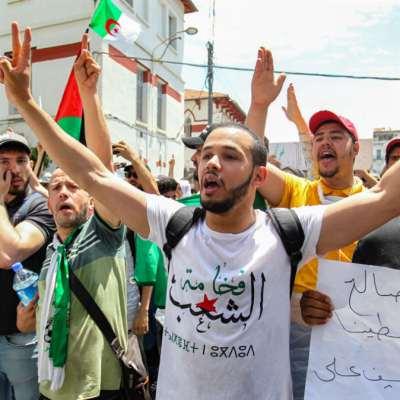 ثلاثة أشهر على حراك الجزائر: جدل المرحلة الانتقالية والمسار  الدستوري