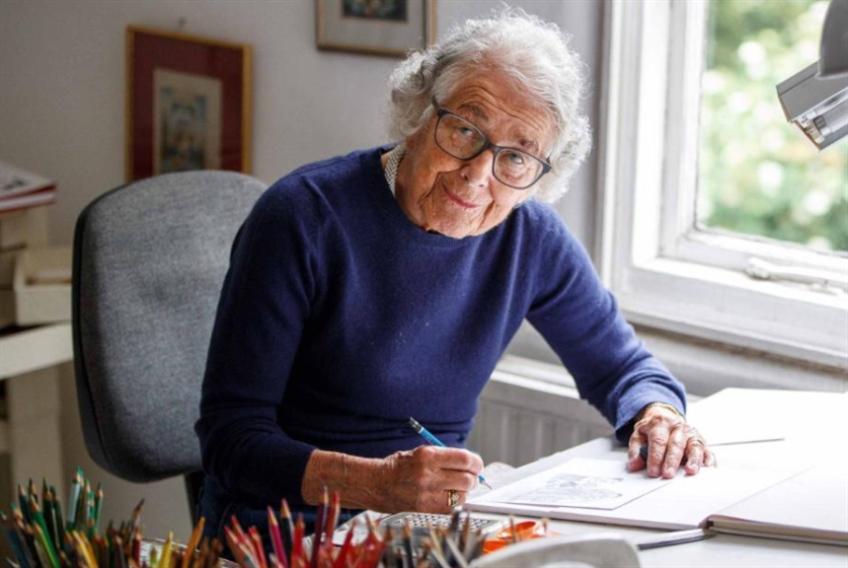 رحيل الكاتب الألمانية جوديث كير