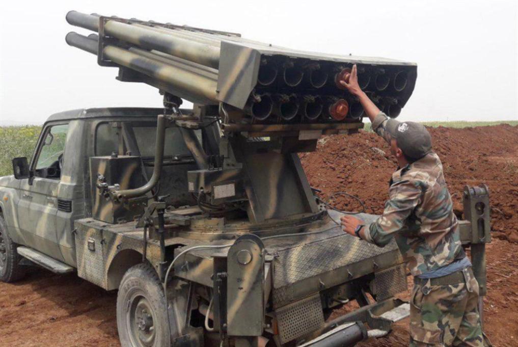 عفو جنائي وسط توتر أمني في درعا