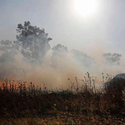 «غلاف غزة» يشتعل: الحرائق مقابل مساحة الصيد