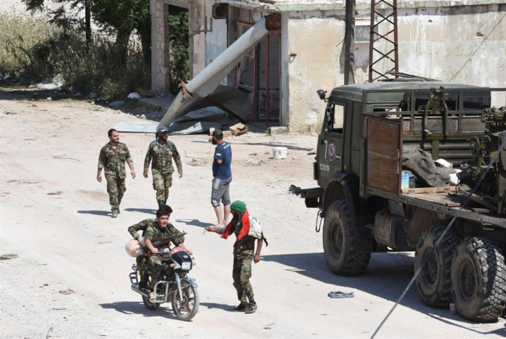 الجيش يعود إلى كفرنبودة: باب الميدان مفتوح لمعارك جديدة