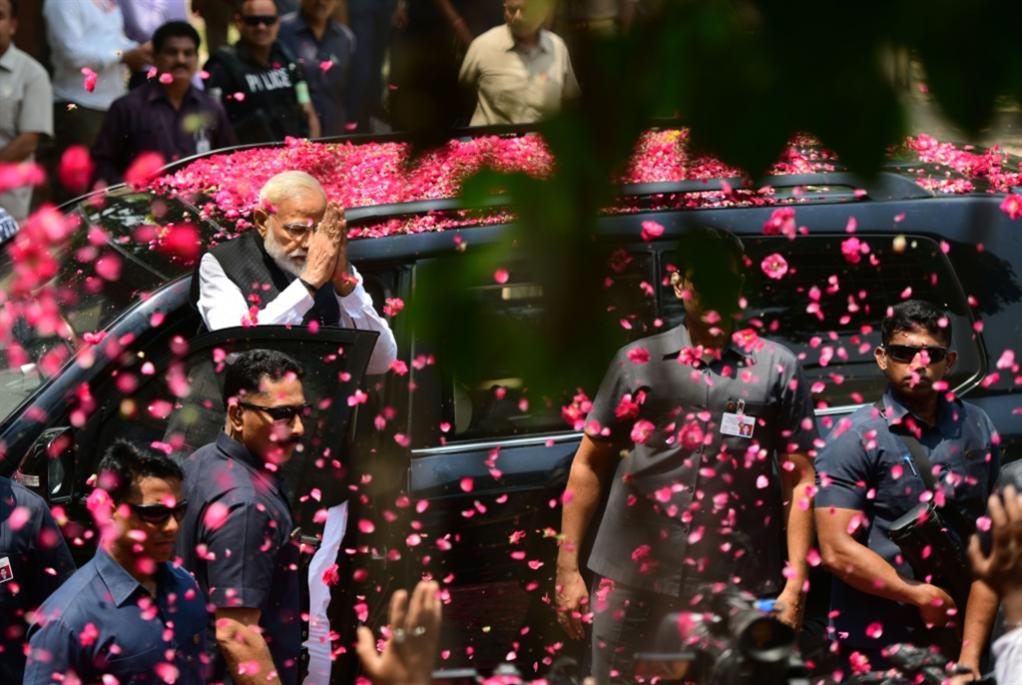 «اليمين الشعبوي» يواصل صعوده في الهند: ائتلاف مودي يُطيح أسرة غاندي!