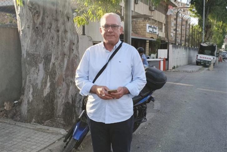 عامر حلال: 8 ساعات في ضيافة «الجرائم المعلوماتية»