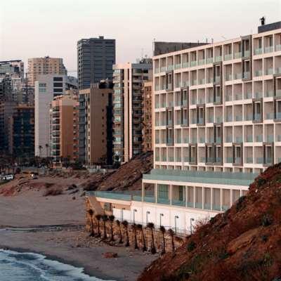 الـ«إيدن باي» يقضم مزيداً من الشاطئ
