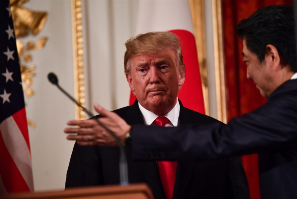 ترامب يوسّط طوكيو: لا نسعى إلى تغيير النظام الإيراني