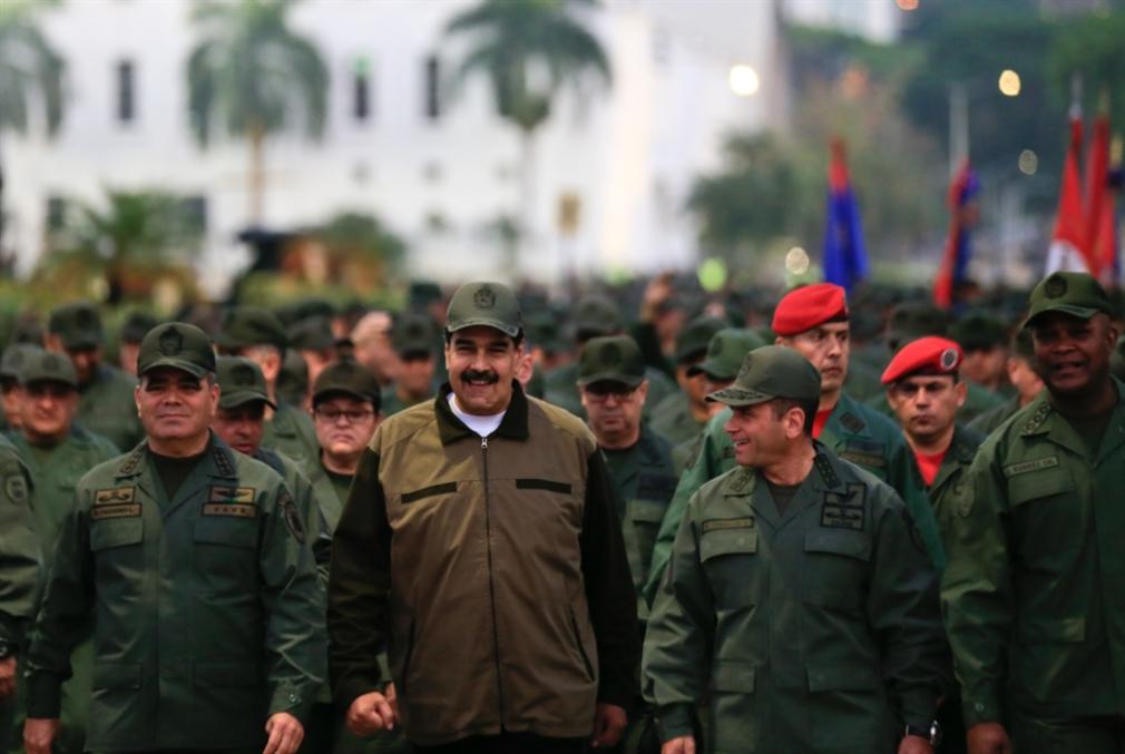 فنزويلا | بعد فشل الانقلاب... واشنطن تعود إلى التهديد العسكري